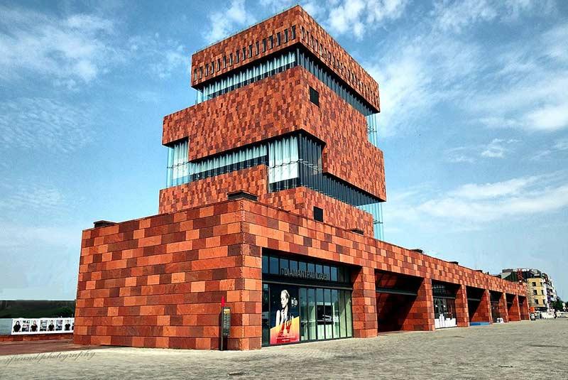 موزه MAS - بلژیک