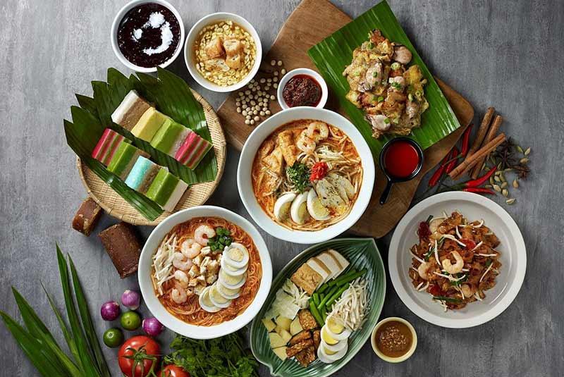 غذاهای تایلند شمالی