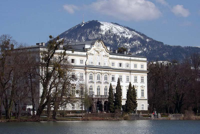 قلعه لئوپولدسکرون - سالزبورگ