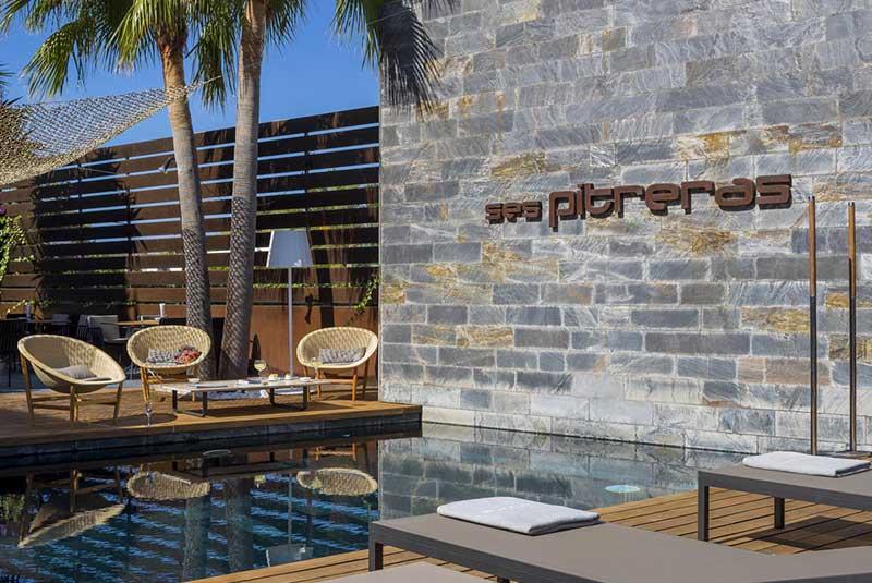 هتل سس پیترراس - ایبیزا