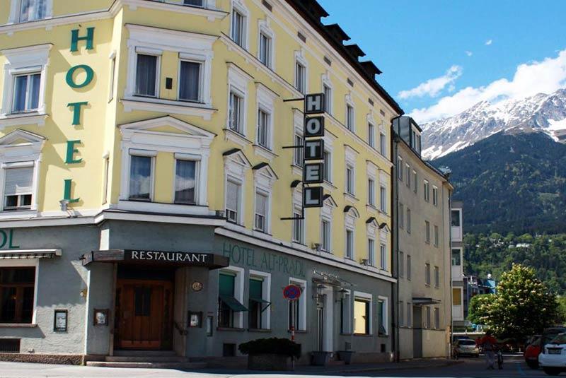 هتل آلتپرادل - اینسبروک