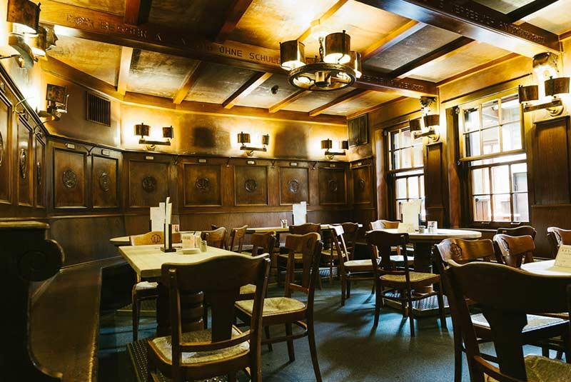 رستوران اوریگه - دوسلدورف