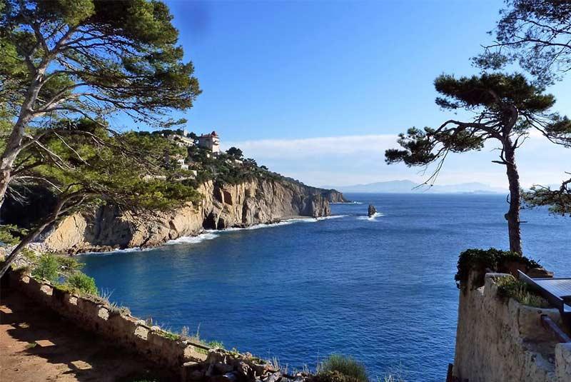 ساحل آبی - مارسی