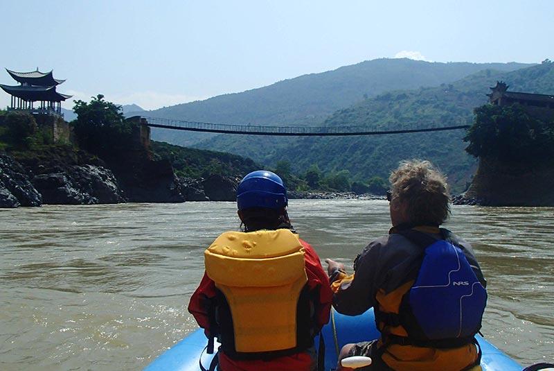 رودخانه نوجیانگ - چین