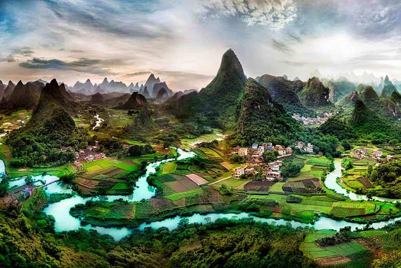 رودخانه لی - چین