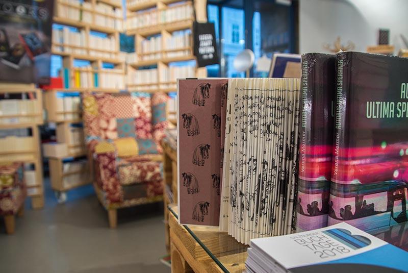 کتابفروشی های سالزبورگ