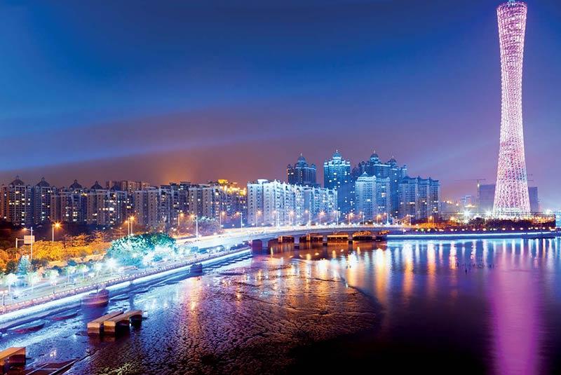 رودخانه مروارید - چین