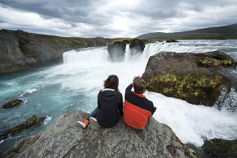 ماجراجویی در ایسلند
