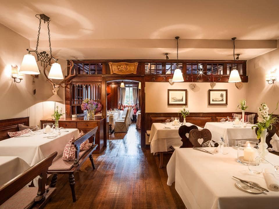 رستوران های شهر قدیمی سالزبورگ