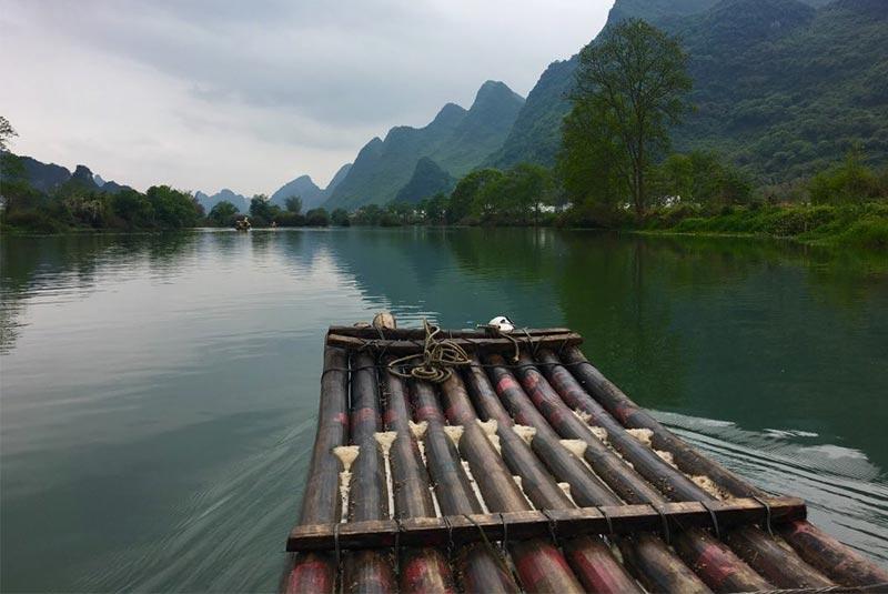 رودخانه یولانگ - چین