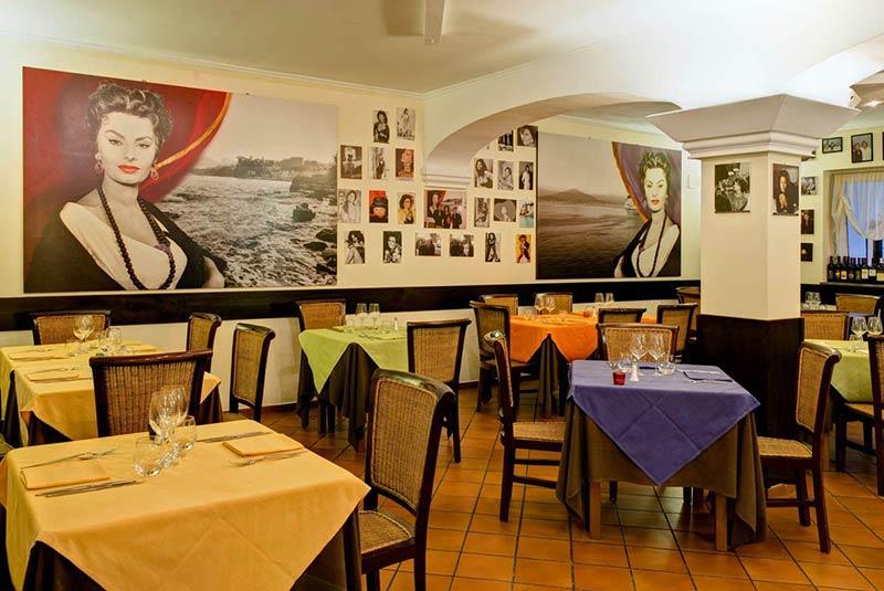 رستوران دونا سوفیا - سورنتو