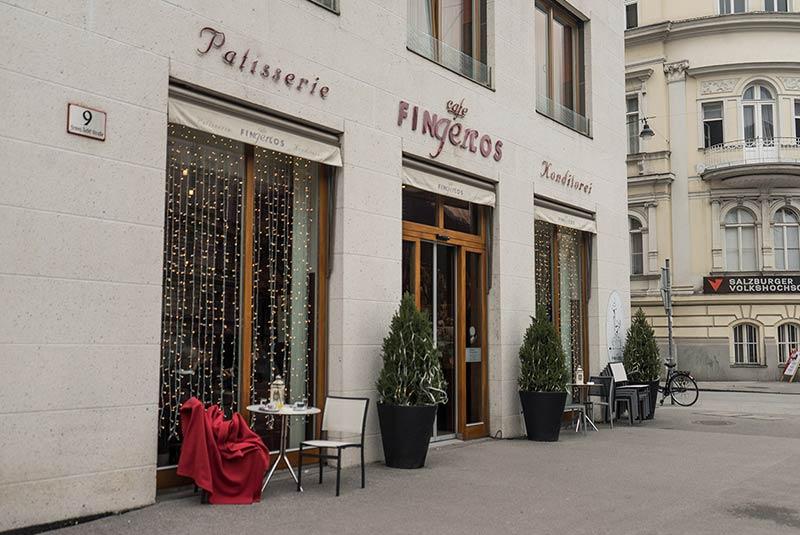 کافه فینگرلوس - سالزبورگ