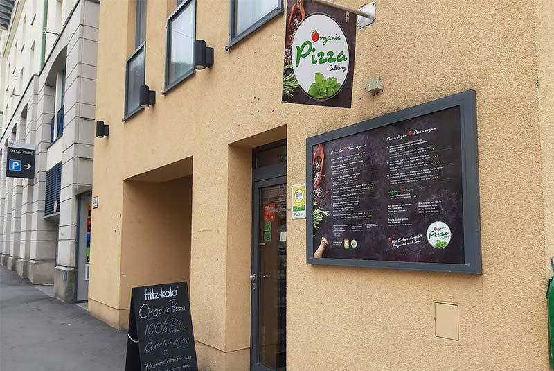 ارگانیک پیتزا در آلتستاد - سالزبورگ