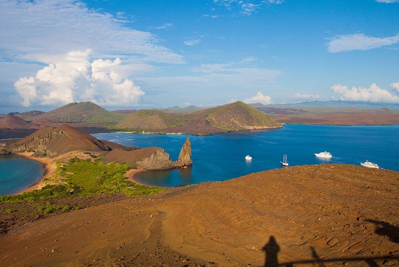 ماجراجویی در جزایر گالاپاگوس