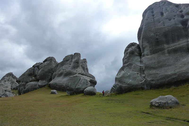 صخره نوردی در نیوزیلند