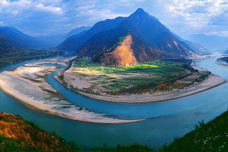 رودخانه یانگ تسه - چین