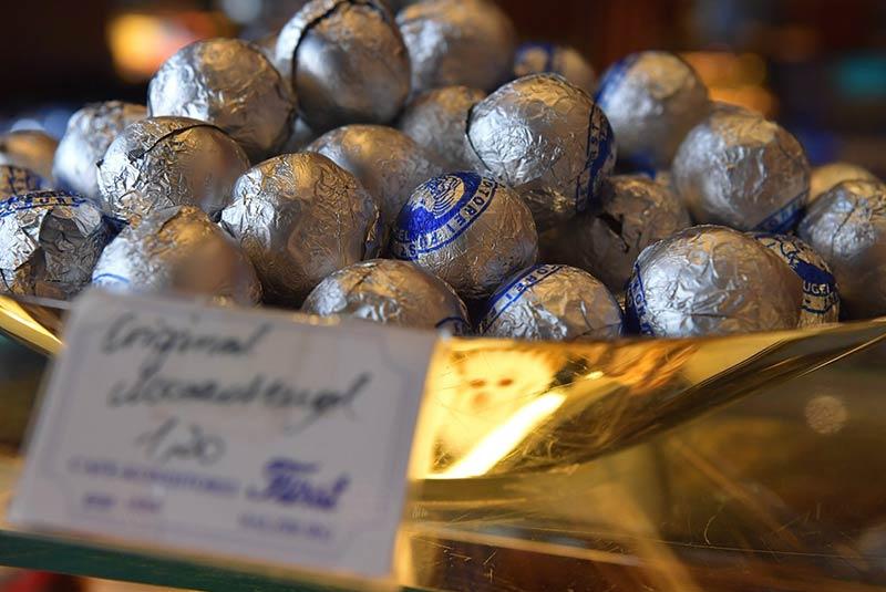 شکلات های اتریشی - سوغات سالزبورگ