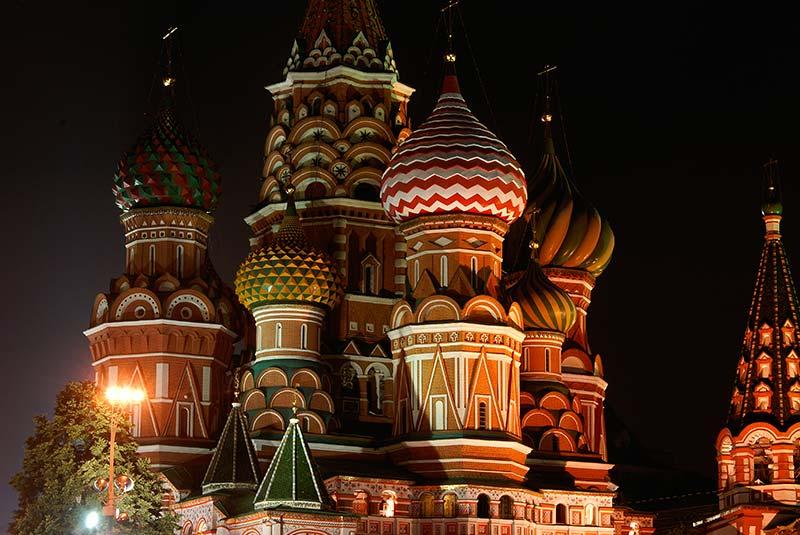 سنت باسیل - روسیه