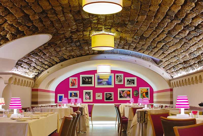 رستوران های سورنتو - ایتالیا