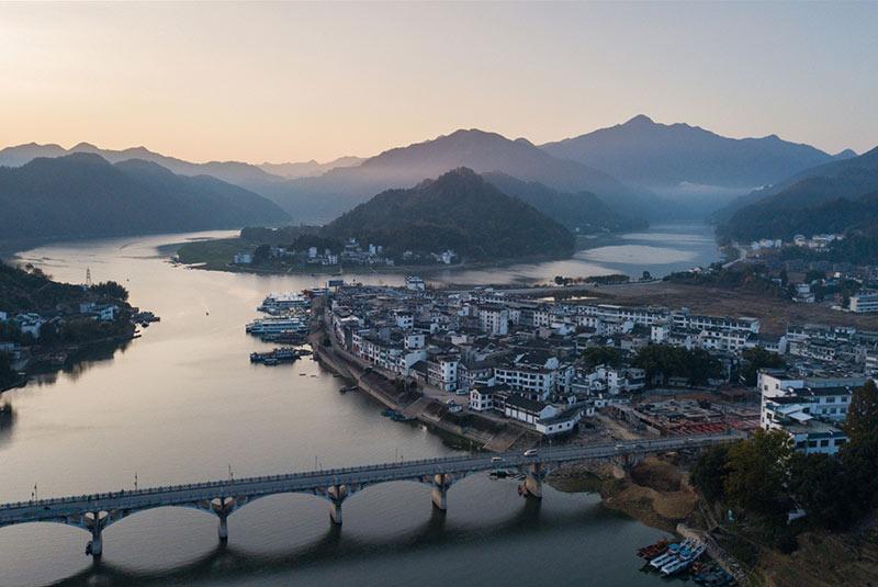 رودخانه شینیان - چین