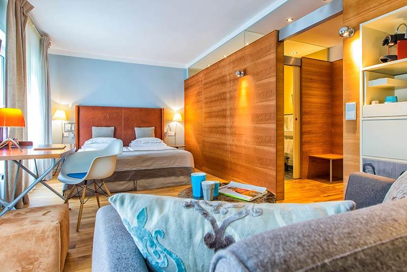 هتل آرسپرگ - سالزبورگ