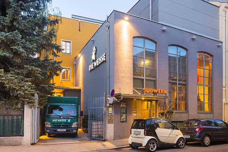 رستوران شهر قدیمی سالزبورگ