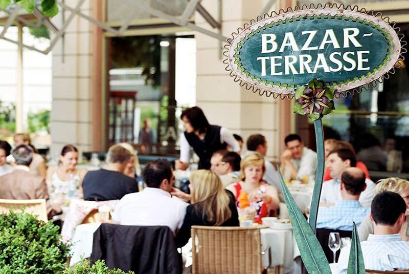 کافه بازار - سالزبورگ