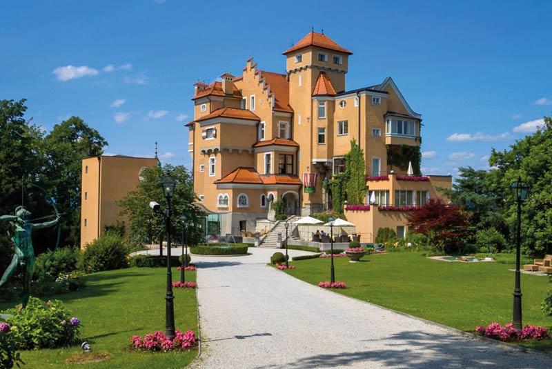 هتل قلعه مونشتاین - سالزبورگ