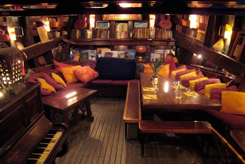 رستوران دریایی دام دو کانتون - پاریس