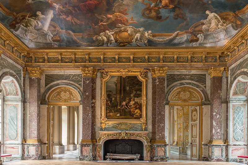 تور مجازی کاخ ورسای - پاریس