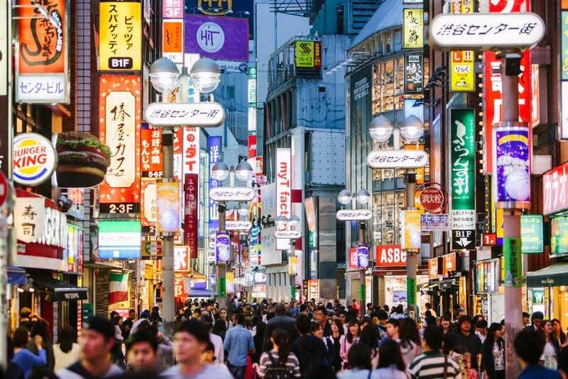 توکیو، ژاپن – فیلم گمشده در ترجمه (۲۰۰۳)