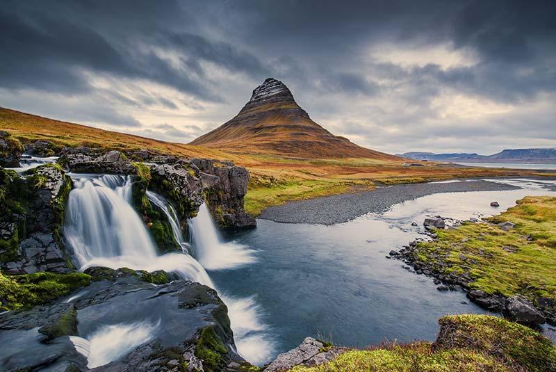 کرکیوفل - ایسلند