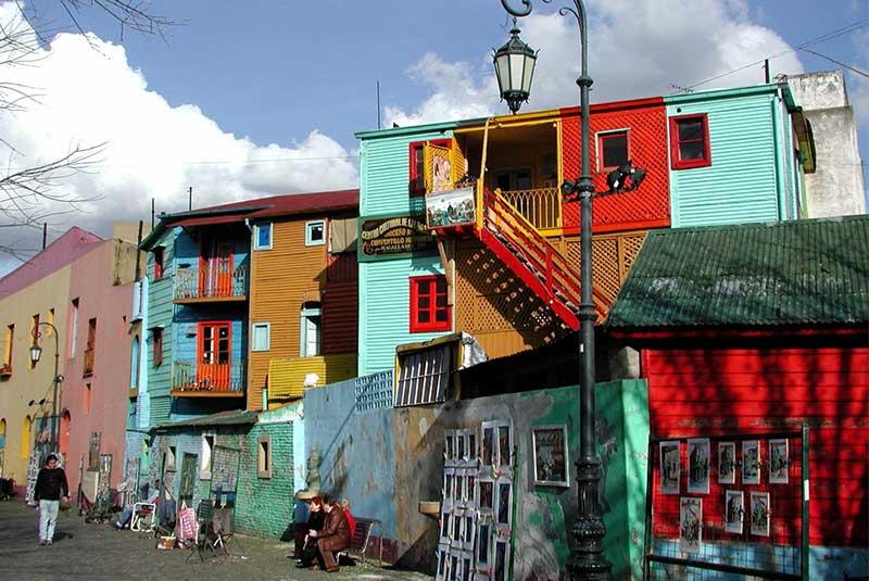 خیابان کامینیتو - بوینس آیرس