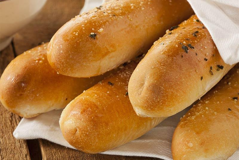 برد استیک | نان چوبی