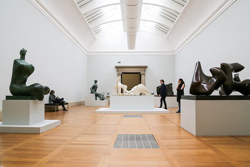 تور مجازی موزه تیت - لندن