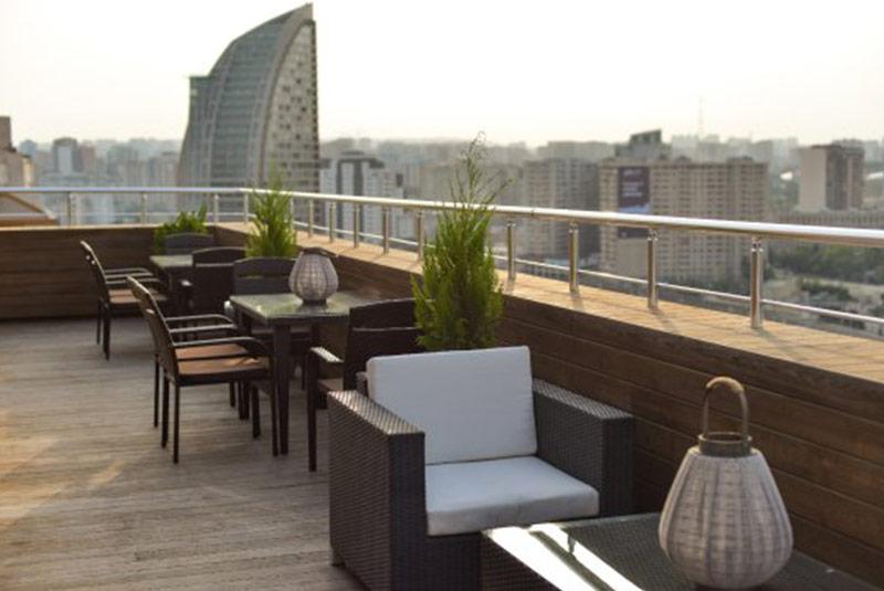 هتل تراس باکو