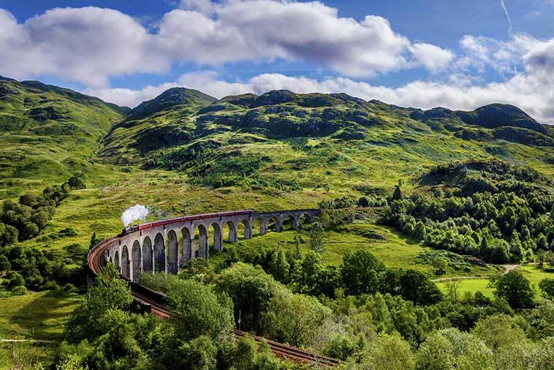 قطار بین قاره ای اروپا