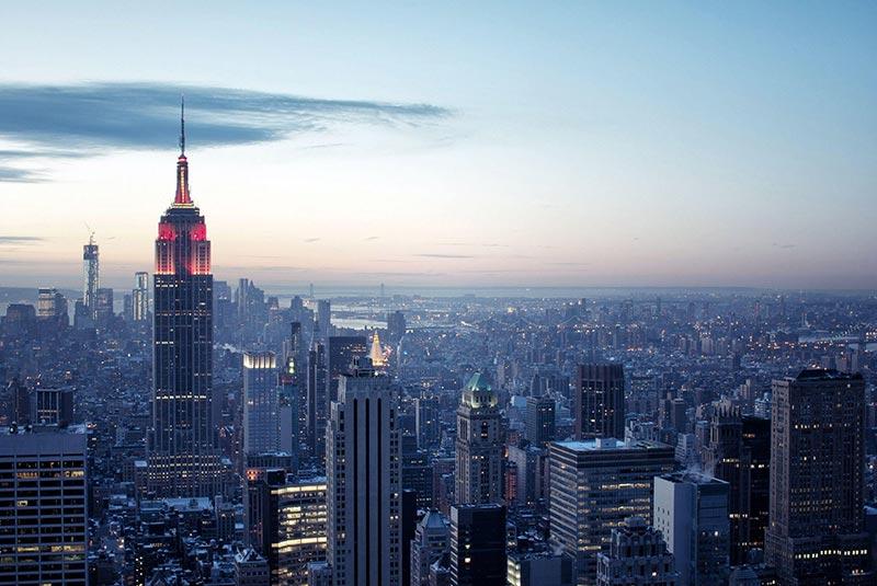 سفر به نیویورک قبل از 30 سالگی