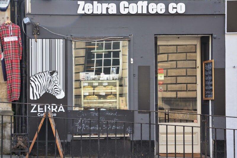 کافه زبرا کافی