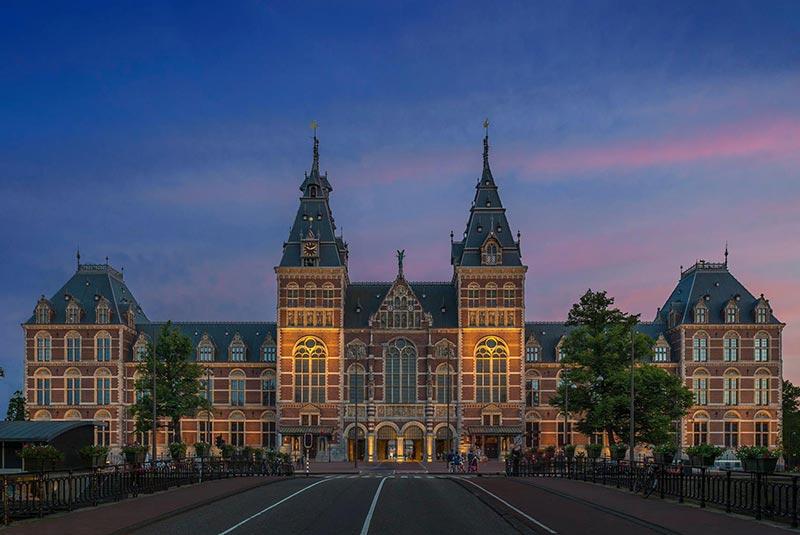 تور مجازی موزه رایکس آمستردام
