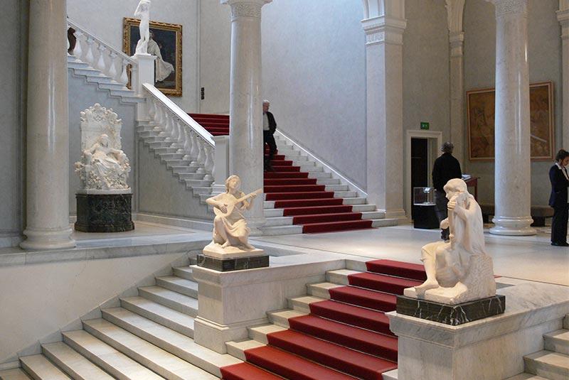 موزه مجازی گالری ملی آلته - برلین