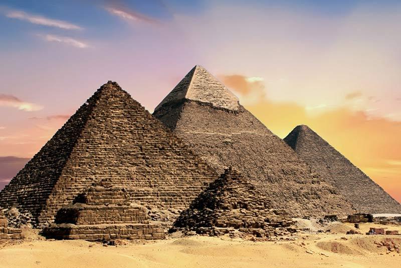 اهرام سه گانه مصر