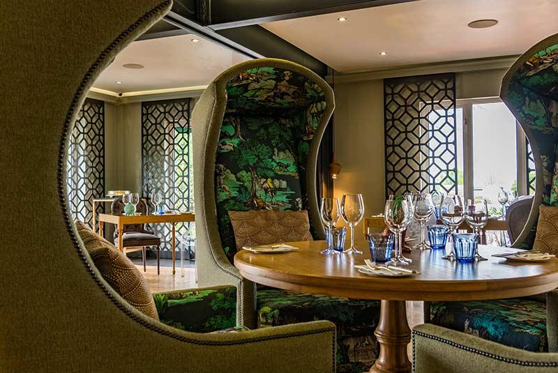 رستوران ماکارون - استلنبوش