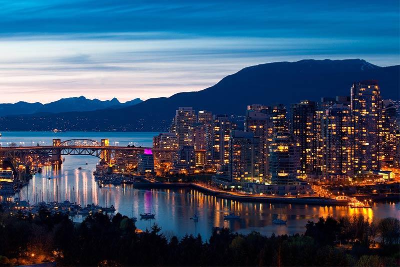 سفر به ونکوور قبل از 30 سالگی