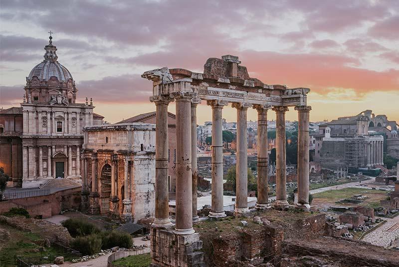 سفر به رم قبل از 30 سالگی
