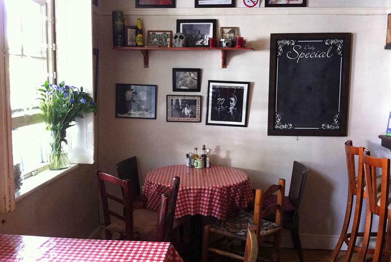 رستوران استومه یونگه - اسلنبوش