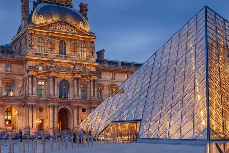 تور مجازی موزه لوور پاریس