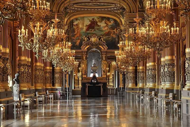 تور مجازی کاخ های اروپا