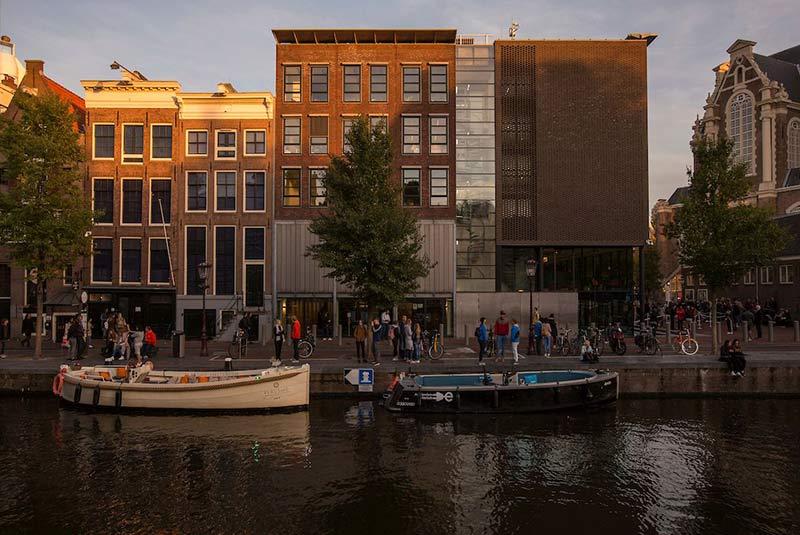 تور مجازی خانه آن فرانک - آمستردام