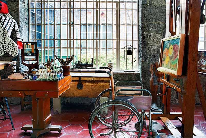 خانه موزه فریدا کالو